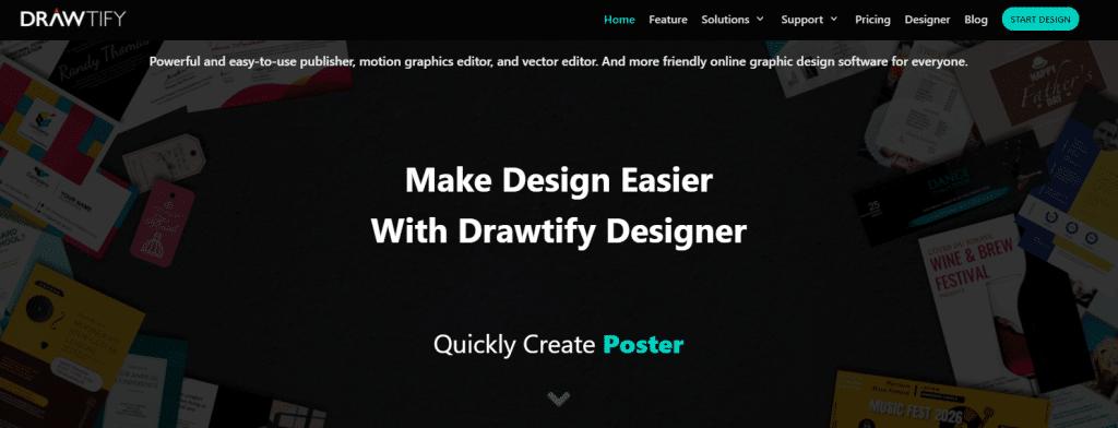 Drawtify - infográficos
