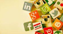 Quais as redes sociais mais utilizadas?